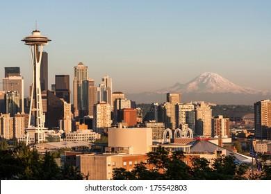 Mount Rainier - State of Washington