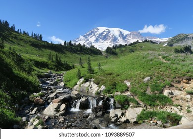 Mount Rainier -- Washington State