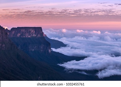 The Mount Roraima, Venezuela