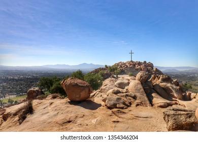 Mount Rubidoux Riverside California