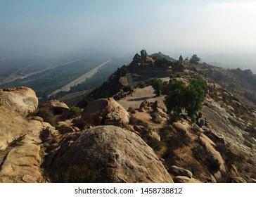 Mount Rubidoux in Southern California