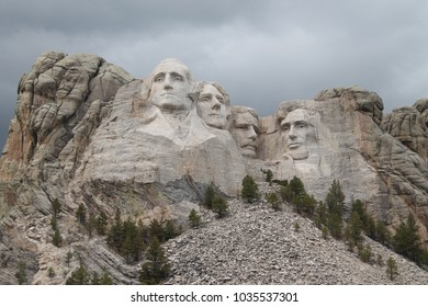 mount rushmore all