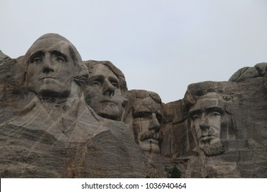 Mount Rushmore National Memorial is a sculpture carved into the granite face of Mount Rushmore, a batholith in the Black Hills in Keystone, South Dakota, United States.
