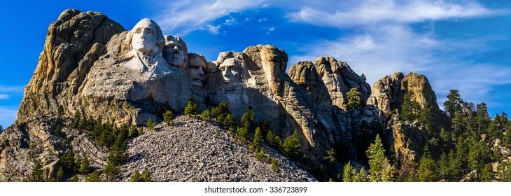 Mount Rushmore Panorama
