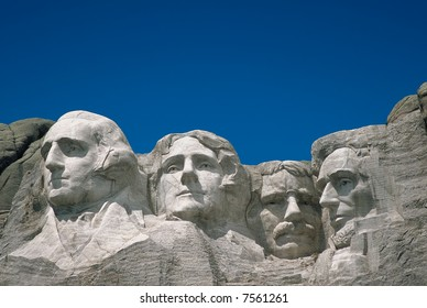 Mount Rushmore, South Dakota - room for type