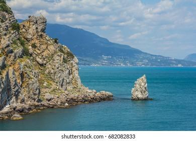 Mount Sail on the Black Sea