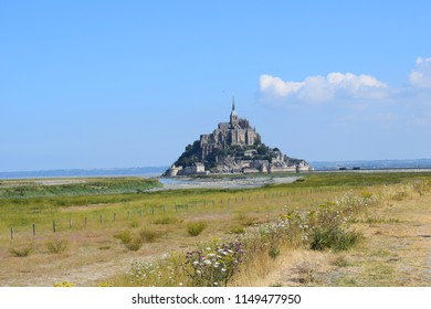 Mount Saint Michael, France