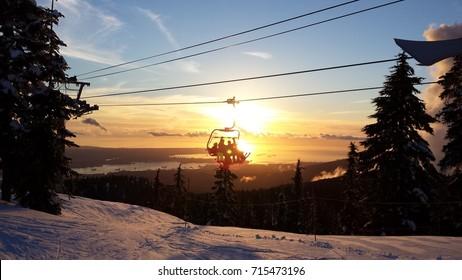 Mount Seymour, BC, Canada