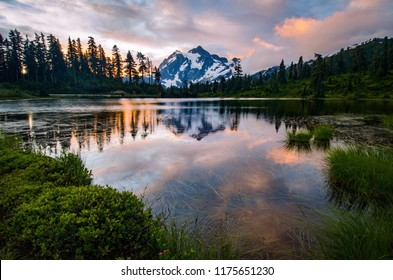 Mount Shuksan views