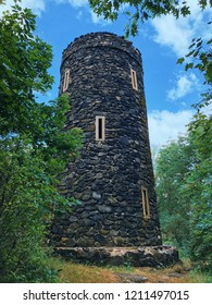 Mount Tom State Park tower is in the towns of Washington, Litchfield, and Morris, Connecticut United States.