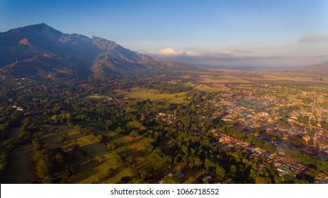 mount uluguru, morogoro town