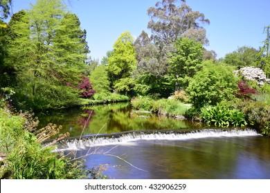 Mount Usher Gardens - Ireland