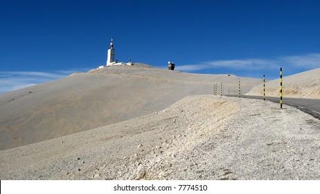 Mount Ventoux, by Bedoin, Vaucluse, France