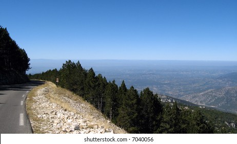 Mount Ventoux, by Malaucene, Vaucluse, France