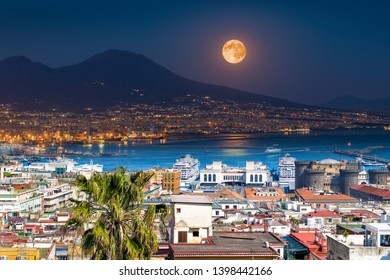 Napoli Di Notte Images Stock Photos Vectors Shutterstock