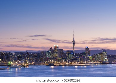 Mount Victoria is an extinct volcano near Devonport in Auckland. It offers spectacular views of the city, especially at sunset.