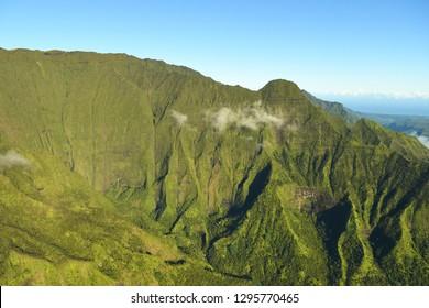 Mount Waialeale in Kauai, Hawaii