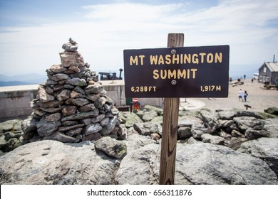 Mount Washington Summit New Hampshire