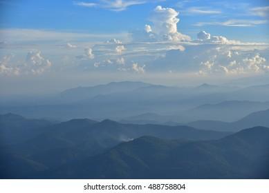 Mountain - Shutterstock ID 488758804