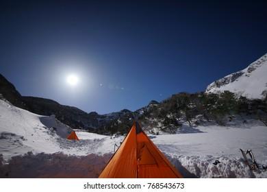 mountain alpine climbing