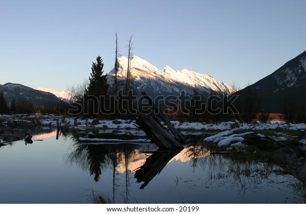 Mountain - Banff, Alberta