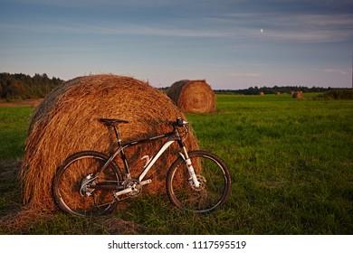 Hay Rolls Images Stock Photos Vectors Shutterstock