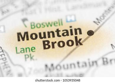 Mountain Brook. Alabama. USA