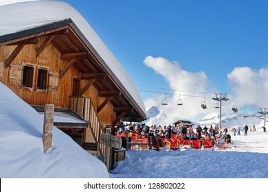 Mountain Cafe on open air