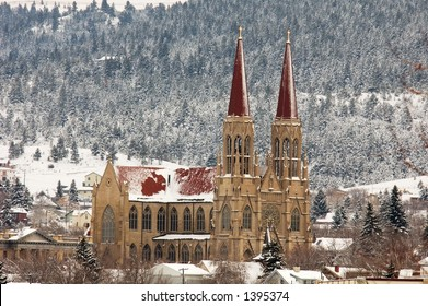 Mountain Cathedral