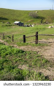The mountain community of Granite Station (California) was once a stop on the Bakersfield Glennville stage route. A corral, a barn and a few buildings still remain.