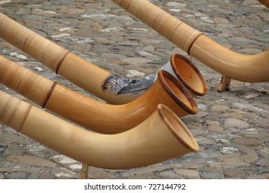 mountain horns