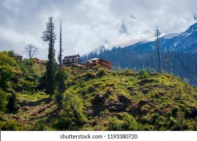 Mountain House, Kasol, himachal Pradesh, India