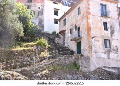 Mountain House - Maratea, Italy