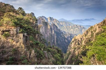 Mountain Huangshan