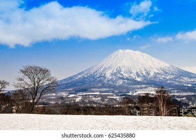 mountain in japan