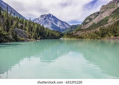 mountain lake Kucherla