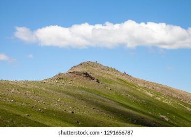 Mountain landscape, Bayburt, Turkey.