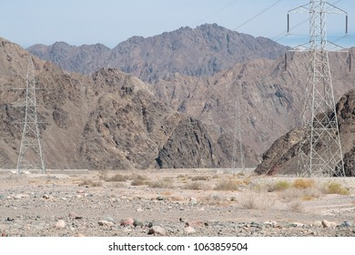 Mountain landscape, Egypt, South Sinai