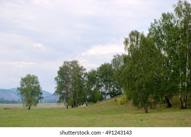 Mountain landscape. Southern Urals