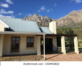 Mountain Lodge in Ceres Valley South Africa