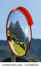 A Mountain in a Mirror