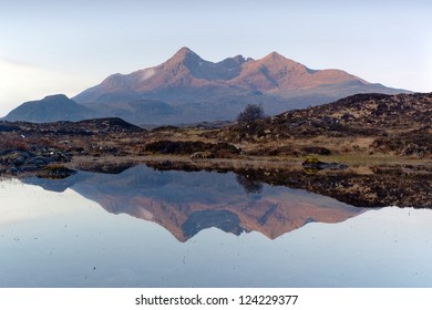 Mountain Mirror, Isle of Skye, Scotland