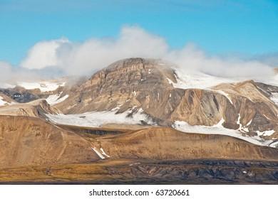 Mountain near Barencburg