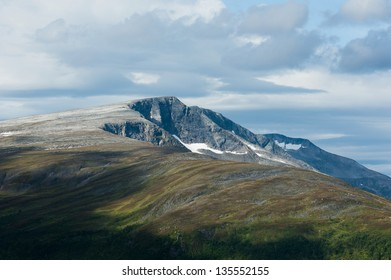 Mountain in Norway