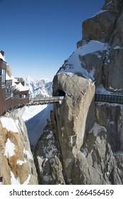 Mountain Peak Aiguille du Midi, France