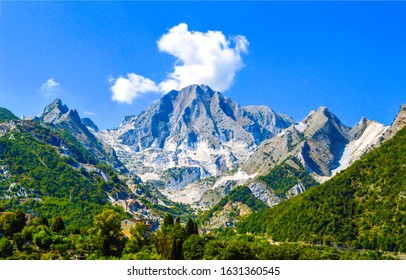 Mountain peak snow landscape. Mountain peak view. Snowy mountain peak scene. Mountain landscape