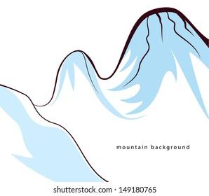 mountain peaks jpg version
