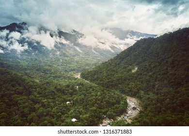 Mountain Pico Bonito Honduras