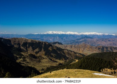 Mountain range in Turkey