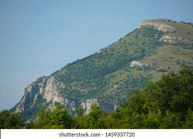 Mountain Rtanj in East Serbia